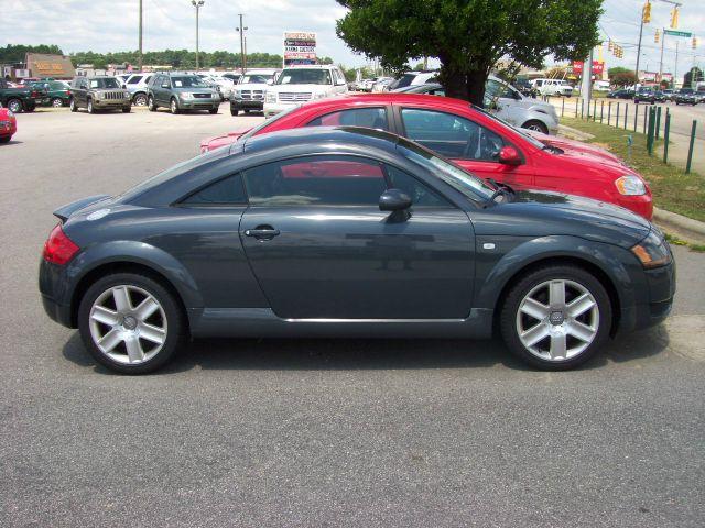 2003 Audi TT GT Premium