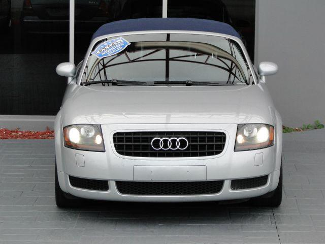 2004 Audi TT Z71 4X4 W/nav