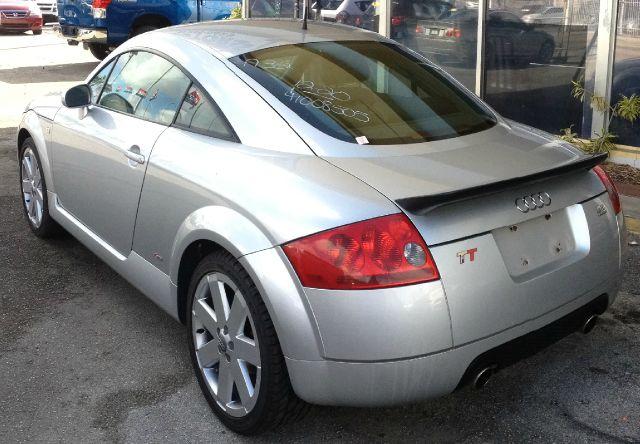 2004 Audi TT Sedan Automaic Ex