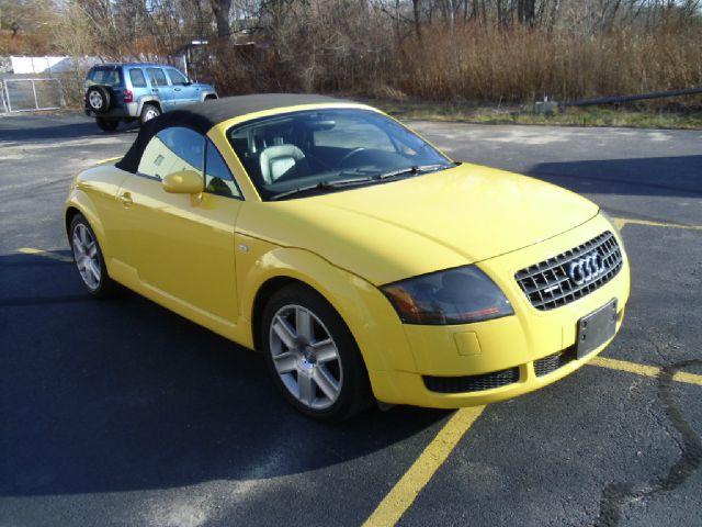 2006 Audi TT LE ES