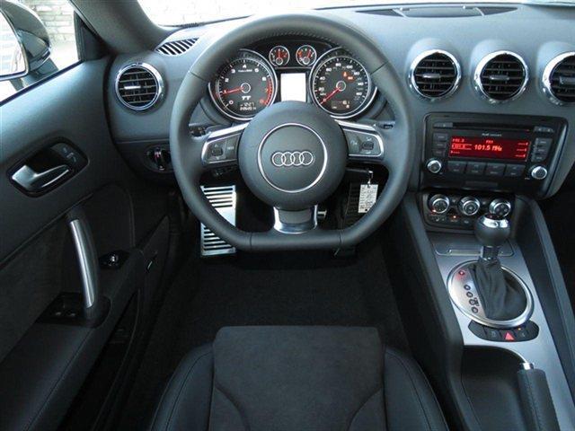 2015 Audi TT 3.2L 2DR Hatchback AWD