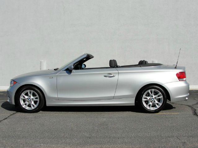 2008 BMW 1 series 2.5i Convertible