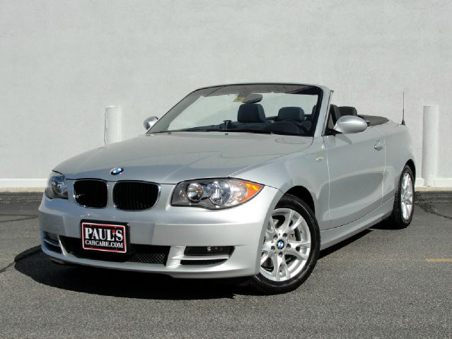 2008 BMW 1 series 2.5i Convertible