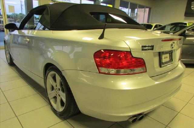 2008 BMW 1 series Supercab SRW 4X