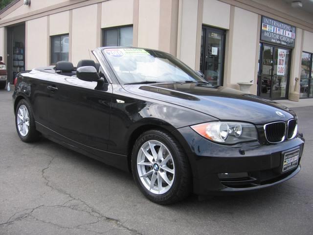 2010 BMW 1 series 2.5i Convertible