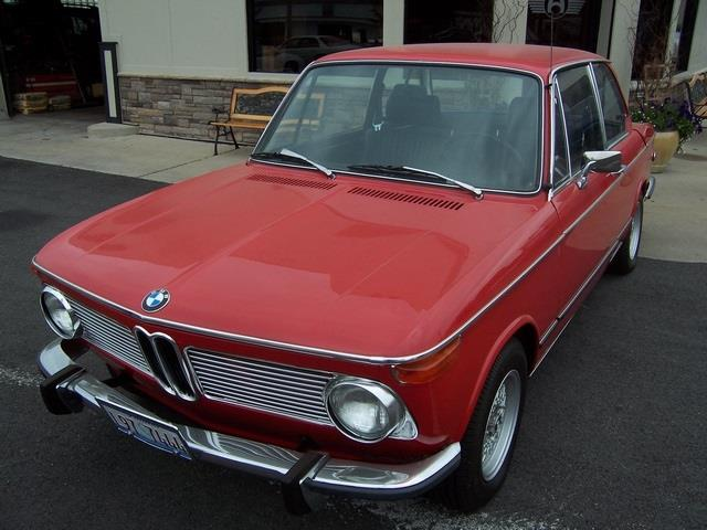 1972 BMW 2002 LX FWD Sedan