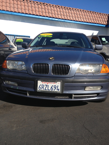 2001 BMW 330 X 4x4 Coupe