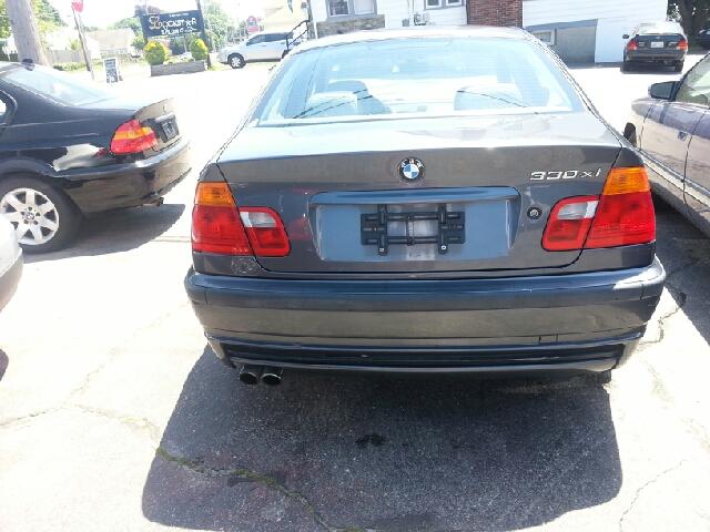 2001 BMW 330 XI Xltturbocharged