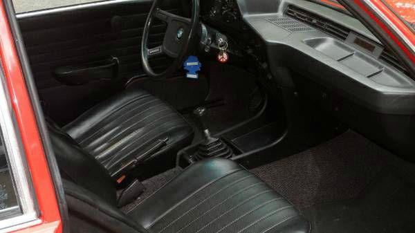 1978 BMW 3 series