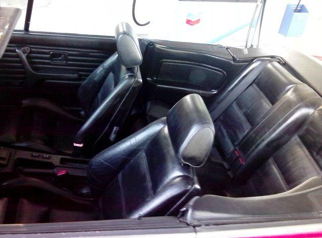 1989 BMW 3 series 2WD Crew Cab 126.0 LT W/1lt