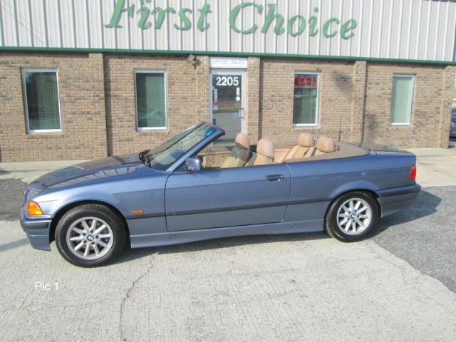 1999 BMW 3 series LTZ Z71 4X4