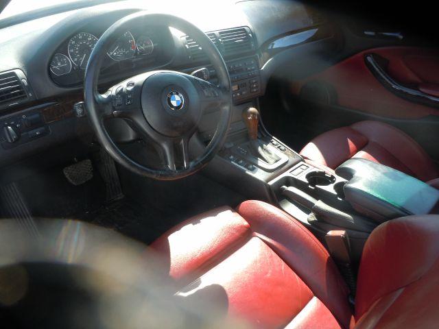 2001 BMW 3 series W/6-passenger Seating