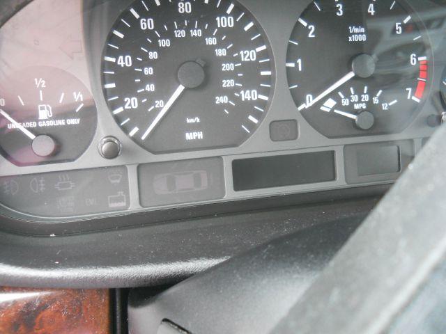 2001 BMW 3 series Slk55 AMG