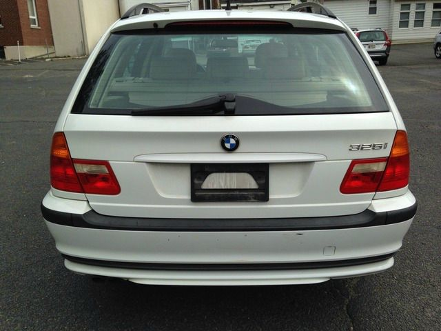 2001 BMW 3 series X Hardtop
