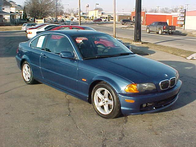 2003 BMW 3 series FX2