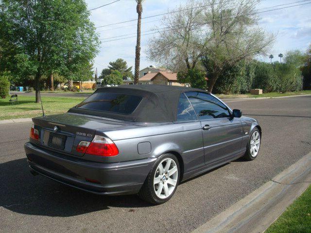 2003 BMW 3 series Chief