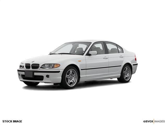 2004 BMW 3 series X 4x4 Coupe