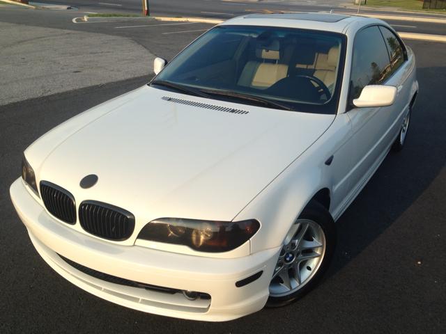 2004 BMW 3 series FX2