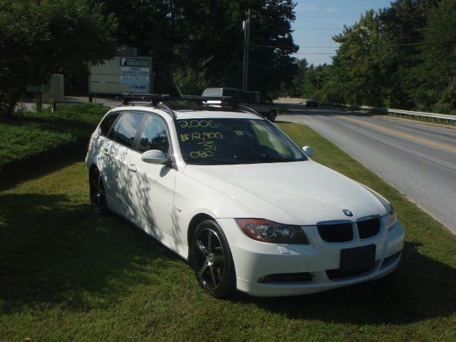2006 BMW 3 series 323i 4dr Sdn Sedan