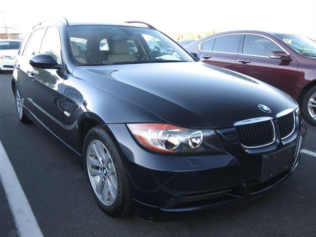 2007 BMW 3 series LS 4X4 PLOW