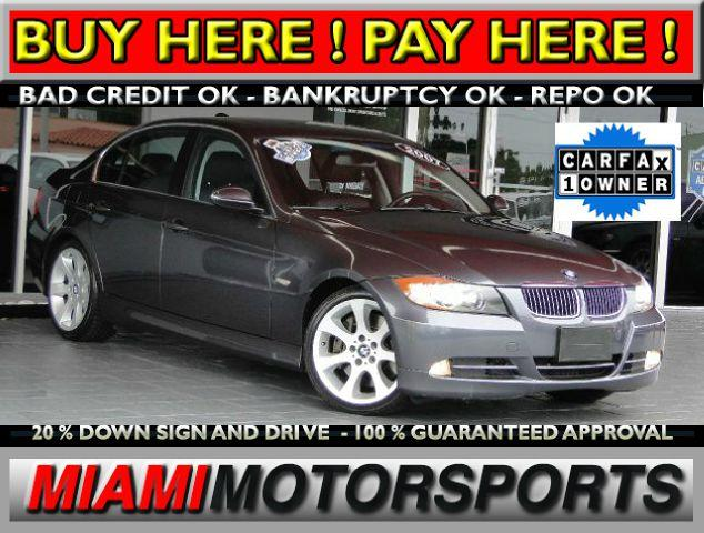 2007 BMW 3 series S FE Plus