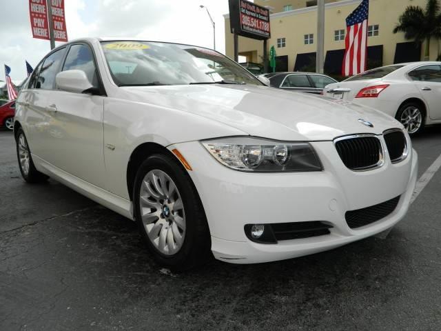 2009 BMW 3 series CX9