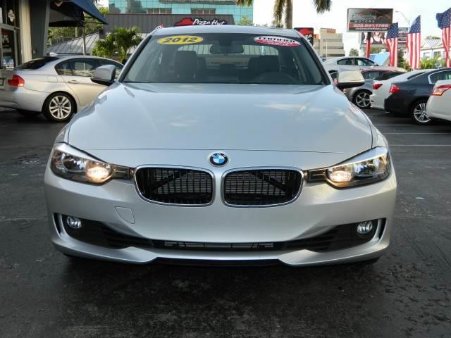 2012 BMW 3 series CX9