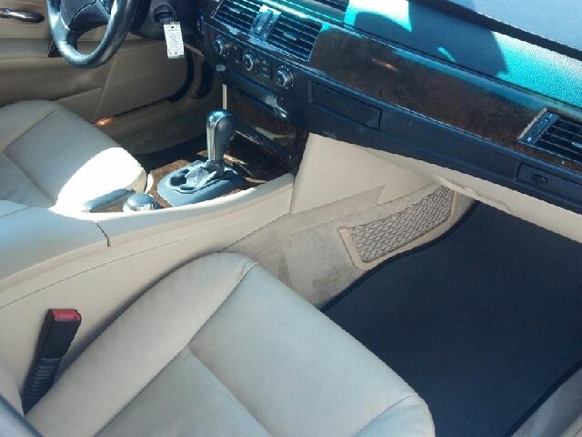 2007 BMW 5-Series I6 Turbo