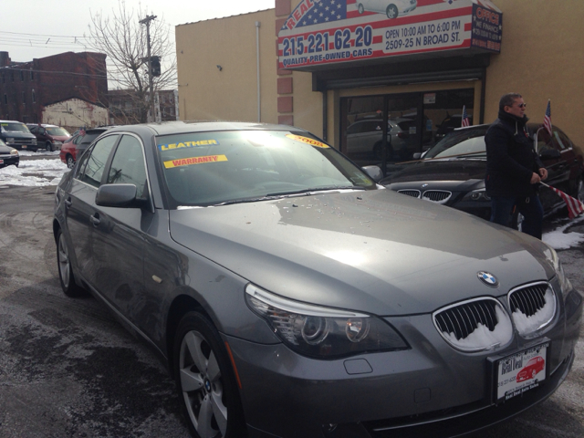 2008 BMW 5-Series Custom Luxury