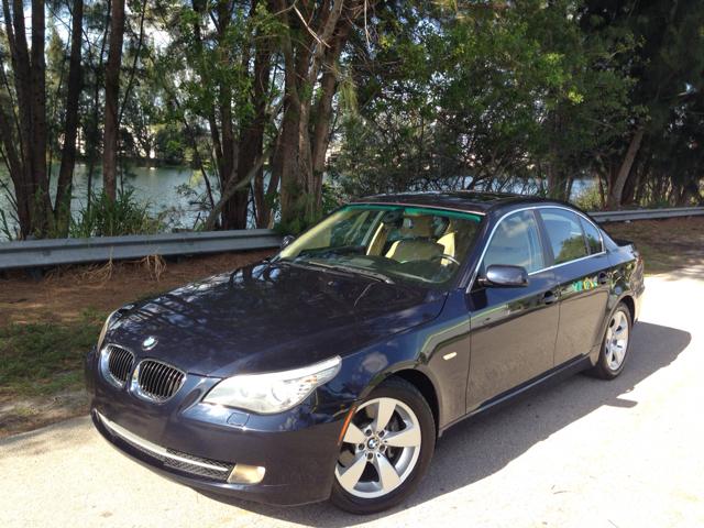 2008 BMW 5-Series Heritage FX4 Supercrew