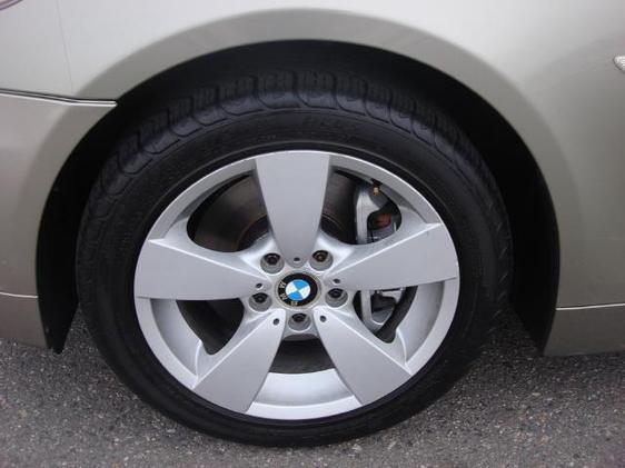 2006 BMW 525xi