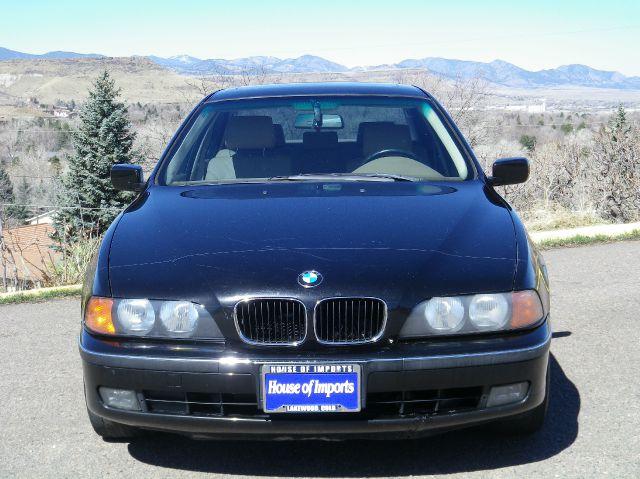 1998 BMW 5 series Heritage FX4 Supercrew