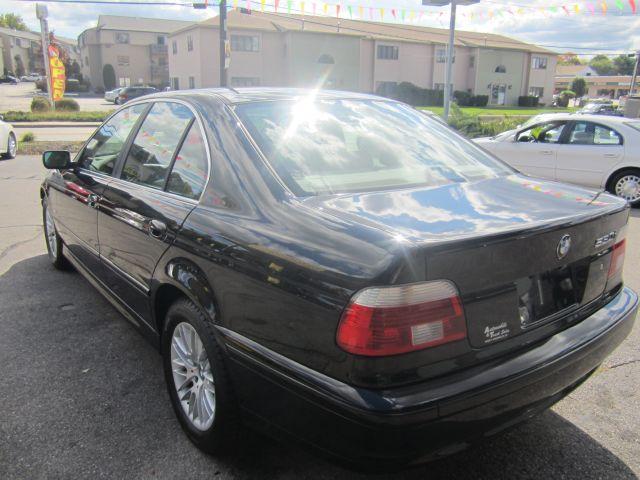 2001 BMW 5 series Luxury Premier