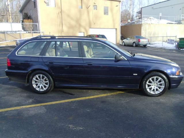 2001 BMW 5 series I6 Turbo