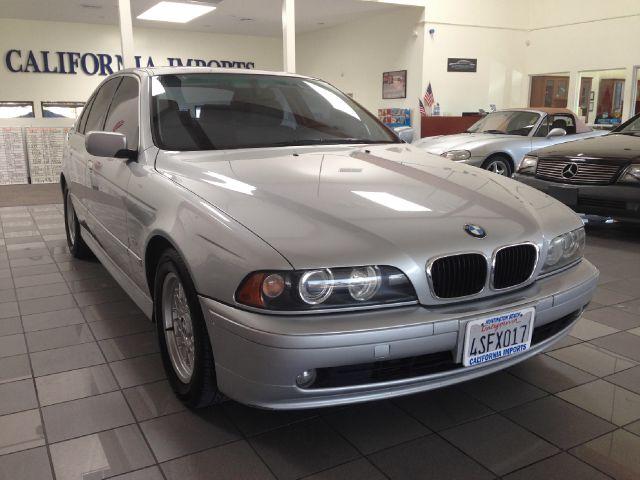 2001 BMW 5 series I6 Turbo