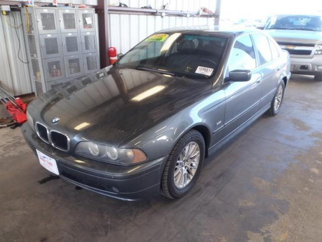 2002 BMW 5 series R Supercharged