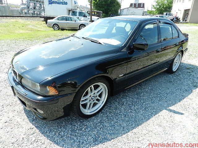 2003 BMW 5 series Lariat 4WD FX4