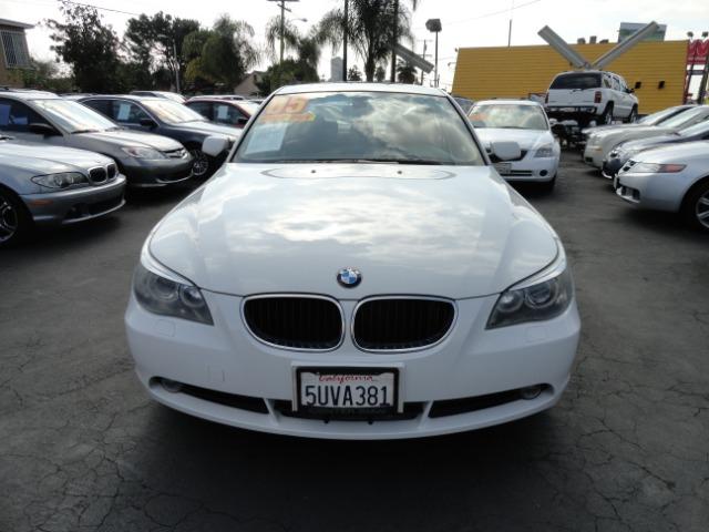 2005 BMW 5 series I6 Turbo