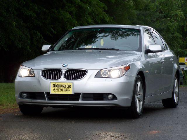 2006 BMW 5 series 4dr 112 Inch WB Eddie Bauer SUV