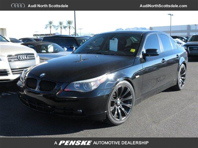 2006 BMW 5 series Unknown