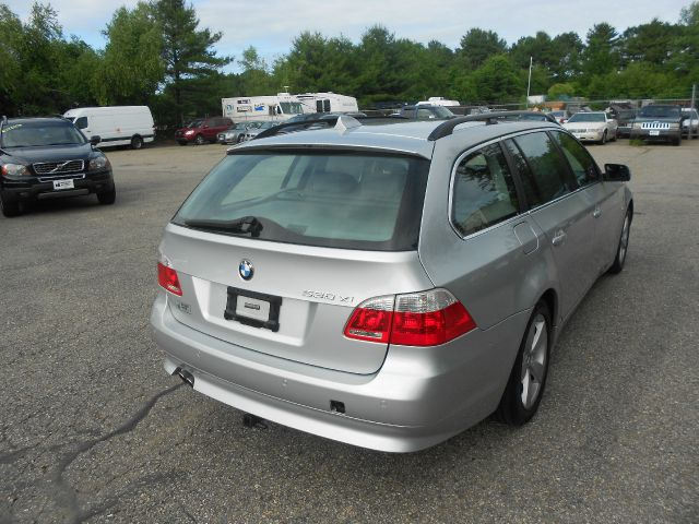 2006 BMW 5 series T6 AWD Leather Moonroof Navigation