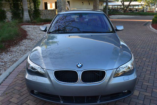 2006 BMW 5 series I6 Turbo