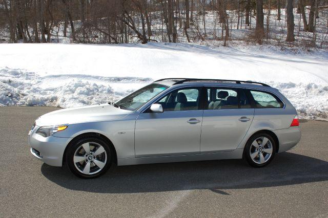 2007 BMW 5 series SLE W.shell