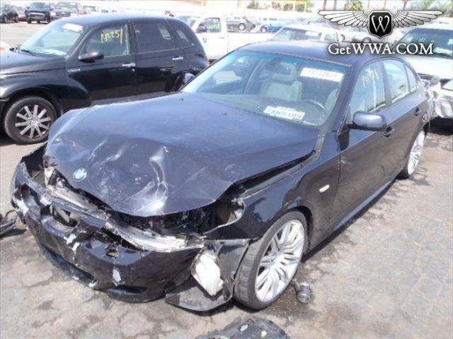 2008 BMW 5 series 2dr Cpe Auto W/moonroof