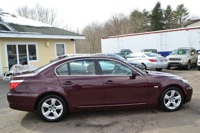 2008 BMW 5 series 146 Cutaway
