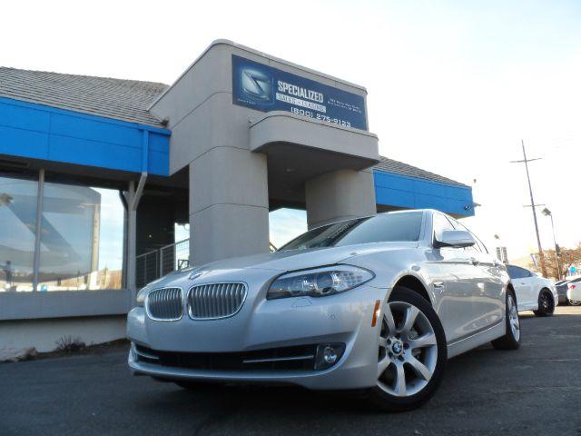 2011 BMW 5 series Convertible 428ci