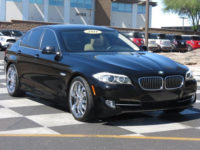 2011 BMW 5 series XLS AWD 4 WD