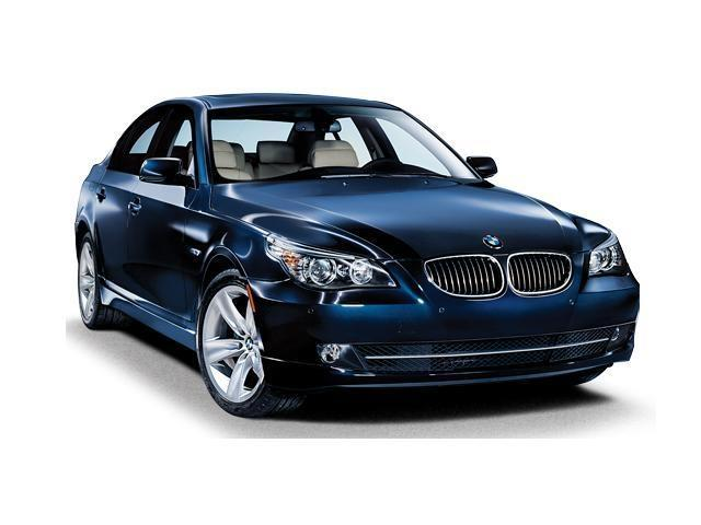 2012 BMW 5 series Zbox Zveh 35
