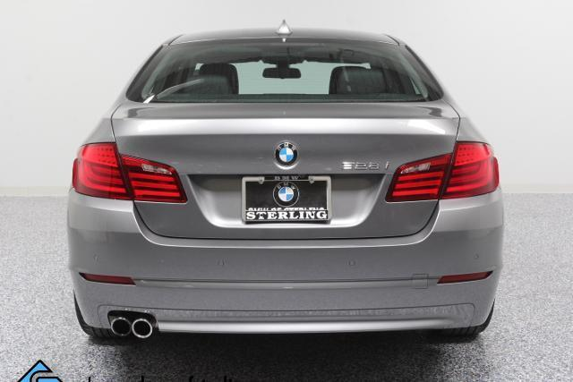 2012 BMW 5 series LS Flex Fuel 4x4 This Is One Of Our Best Bargains