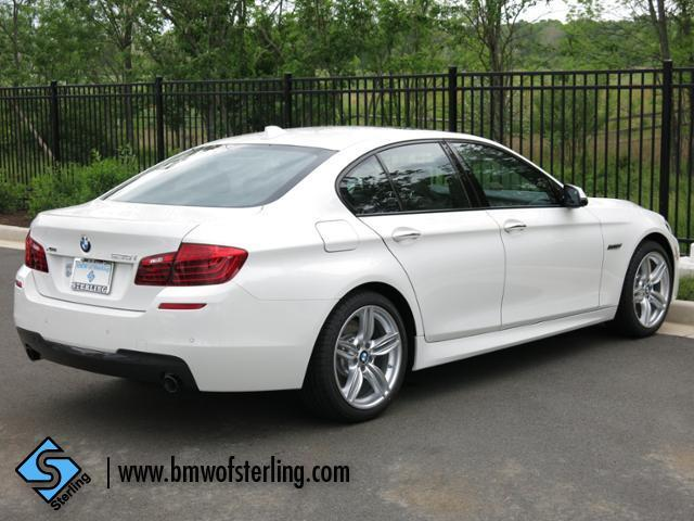 2014 BMW 5 series Lariat 4WD FX4
